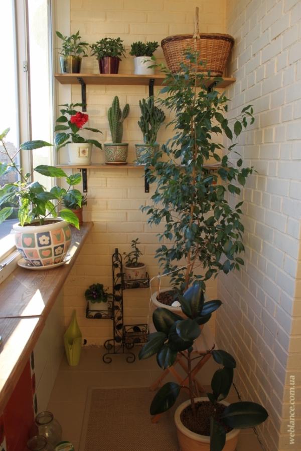 Идеи: как оформить балкон или лоджию?