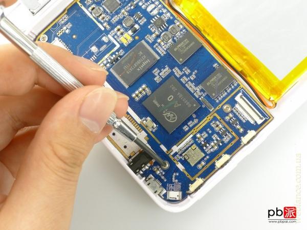Разбираем планшет Teclast P76Ti