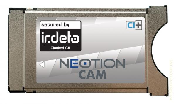 CAM Irdeto Cloaked CA: скоро в продаже!