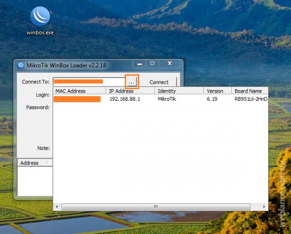 Домашний роутер на Mikrotik. Базовые настройки безопасности в RouterOS.