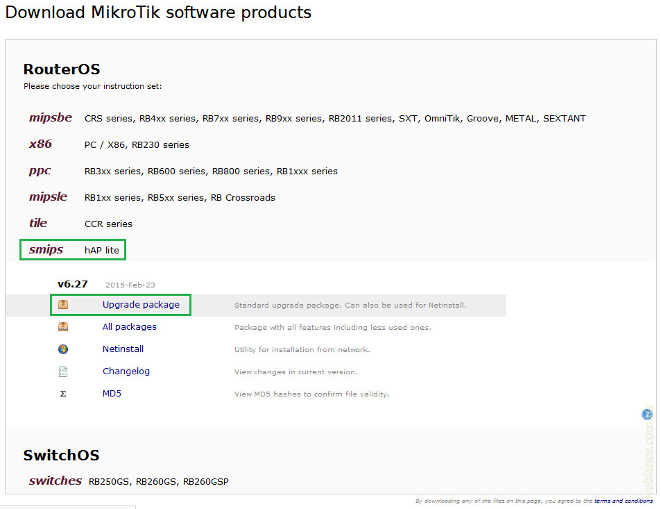 Mikrotik Routeros Level 6 License Download Manager