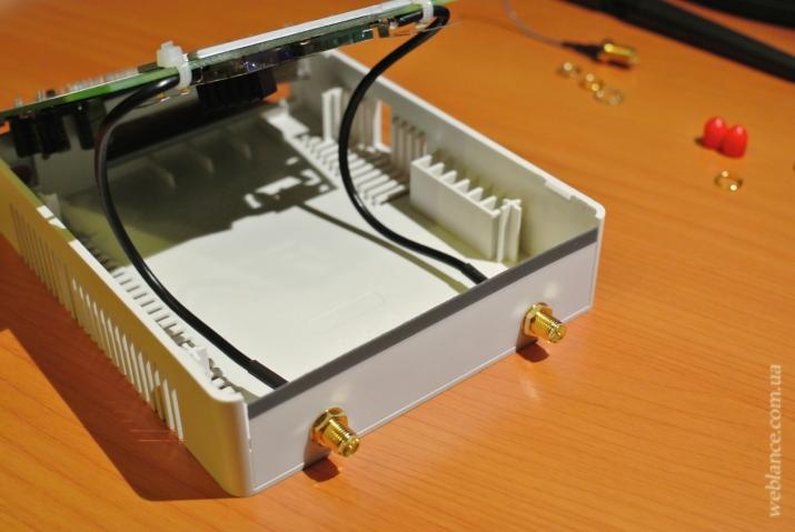 Антенна TP-Link  TL-ANT2424MD 2,4 ГГц 24 дБи 2x2 MIMO параболическая антенна