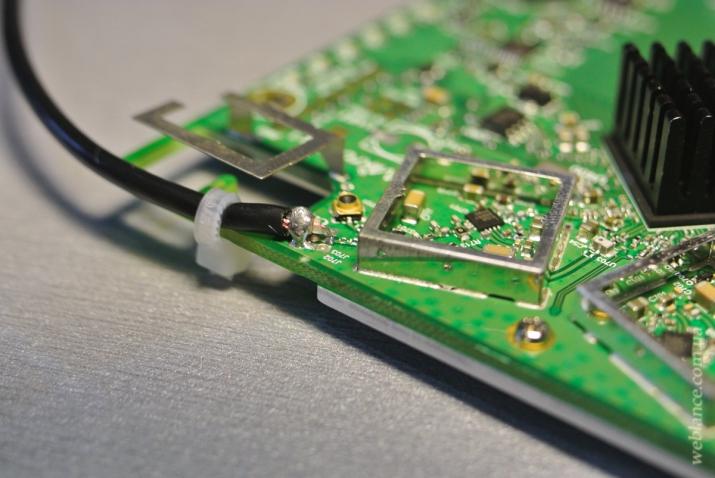 Mikrotik RB951Ui-2HnD, RB951G-2HnD: подключение внешней антенны