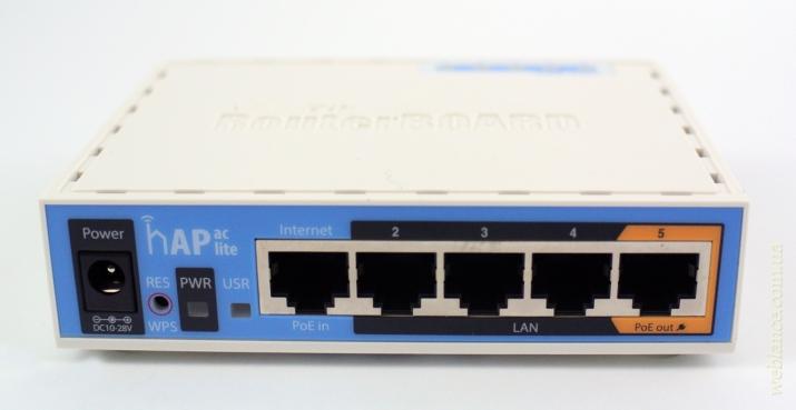 ����� � ������������ hAP ac lite (RB952Ui-5ac2nD) �� Mikrotik: 802.11ac � �����!