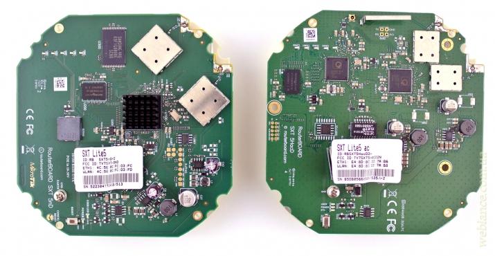 Обзор Mikrotik SXT Lite 5 ac: реальная скорость и отличия от предыдущей версии
