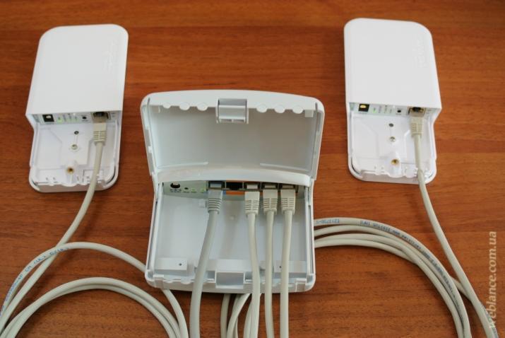 Обзор обновленного PowerBox – RB750P-PBr2 от Mikrotik