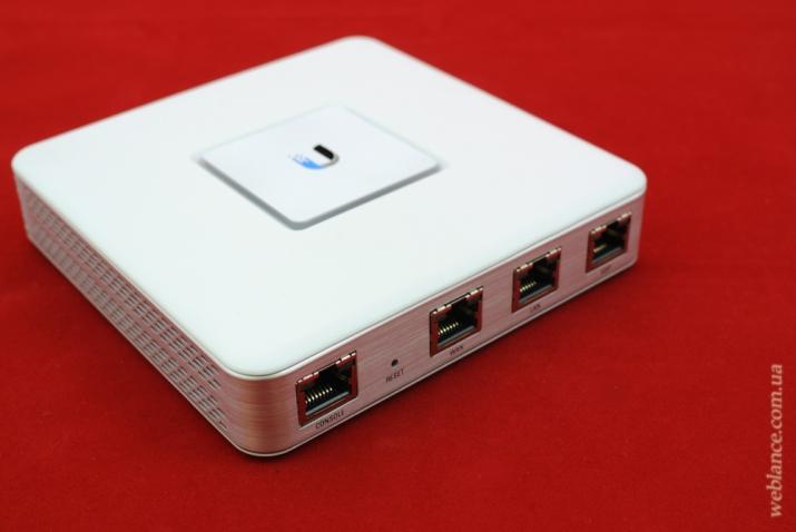Краткий обзор маршрутизатора UniFi Security Gateway (USG): надежная основа вашей сети UniFi