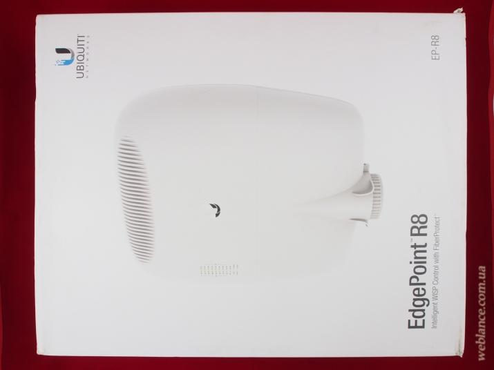 Обзор EdgePoint EP-R8: EdgeRouter во всепогодном корпусе с PoE Out