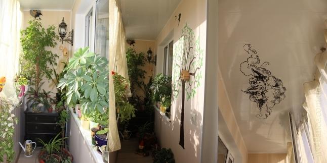"""Идеи: как оформить балкон или лоджию? """" персональный блог: н."""