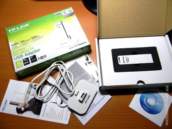 TP-LINK TL-WN821NC Wireless Adapter Mac
