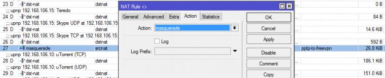 Обход блокировки сайтов со стороны провайдера на Mikrotik (RouterOS) при помощи Policy Based Routing