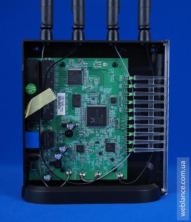 Обзор беспроводного маршрутизатора netis WF2780